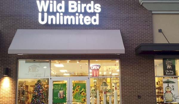 Wild Birds Unlimited Store Front
