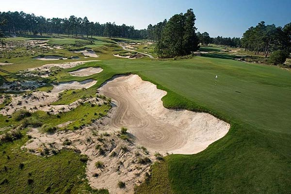 Redesigned Pinehurst No. 4 Cracks Top 10 in Annual State Golf Course Rankings