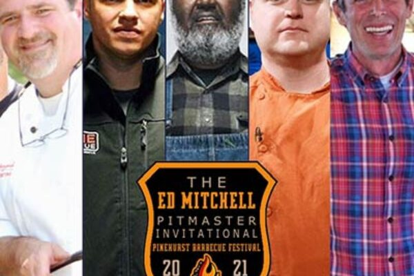 Pitmasters Lineup Announced for Pinehurst Barbecue Festival